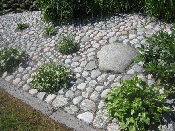 Natursten Trädgård